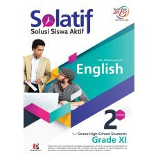SOLATIF English for Senior High School Students Grade Xl