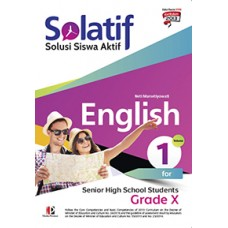 SOLATIF English for Senior High School Students Grade X