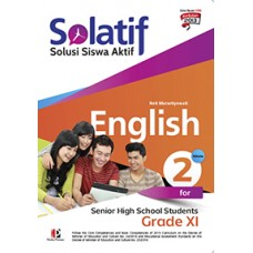 SOLATIF English for Senior High School Students Grade XI