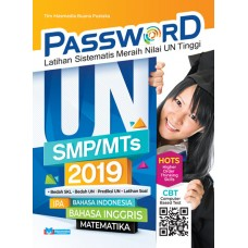 Password UN SMP/MTs 2019