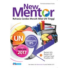 New Mentor UN Matematika Program IPS SMA/MA 2017